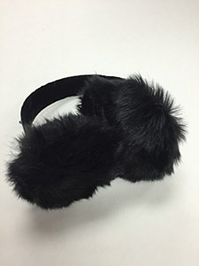 Basic Girls Fur Earmuffs