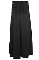 Hana Long Skirt-Black-10-