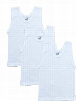 Jack & Jill Boys Sleeveless Undershirts #902