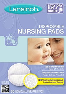 Lansinoh-Nursing pads Disposable