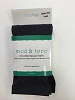 Mod & Tone 50 Denier Heather opaque tights