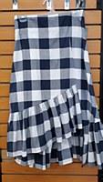 Max Check Skirt-0--