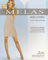 Melas Bare Control Pantyhose # AS- 614