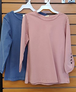 Mineral Snap Top-Blue-10-