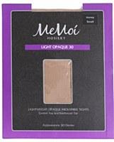 Memoi Light Opaque Microfiber Tights MS-630