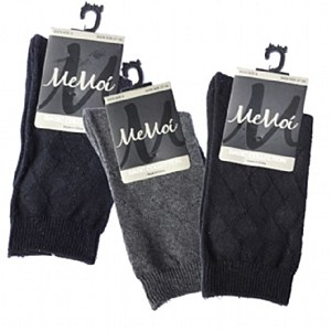 Memoi Boys Argle Dress Socks # MK-171