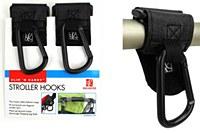 Stroller Hooks Clip 'n Carry