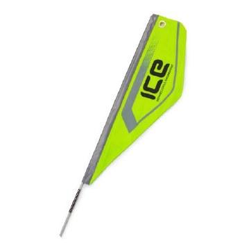 ICE - Three Piece Safety Flag