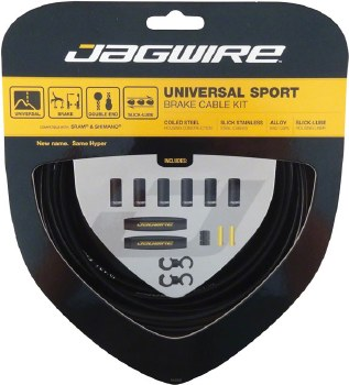 Jagwire - Sport Brake Kit Black