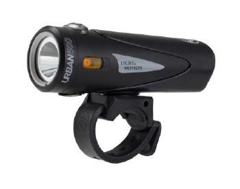 Light & Motion - Urban 500 Onyx Headlight