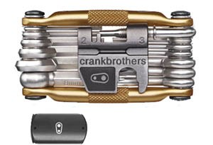Crank Brothers - Multi-19 Tool w/Flask