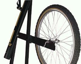 Draftmaster - Front Wheel Carrier