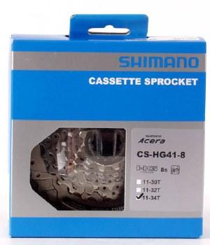 Shimano - Cassette HG41 8spd 11-34t