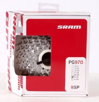 SRAM - Cassette PG970 9spd 11-32t