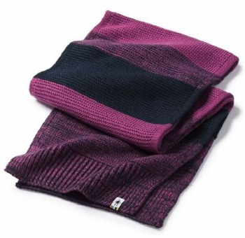 Smartwool - Winter Valley Stripe Scarf