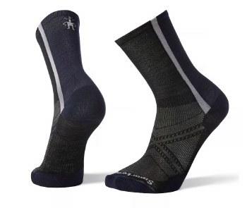 Smartwool - Men's PhD Cycle Ultra Light Pattern Crew Socks