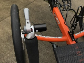T-Cycle - Bar End Shifter Micro Mount Sram