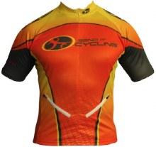 Bend It Cycling - Tangerine Dream Jersey