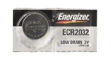 Energizer - Lithium Battery CR2032