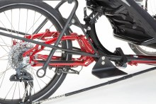 ICE - BionX Battery Mount for Suspension Racks