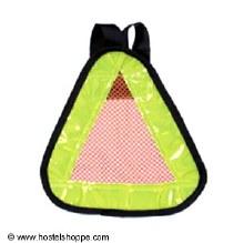 Aardvark - Reflective Safety Triangle