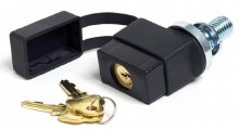 """Draftmaster - Security Hitch Bolt - 1 1/4"""""""