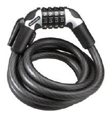 Kryptonite - KryptoFlex 1218 Combo Cable Lock
