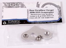 ICE - Rear Derailleur Hanger - 2006-09 Suspension 20""