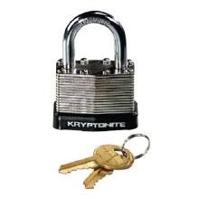 Kryptonite - Laminated Steel Padlock with Flat Key