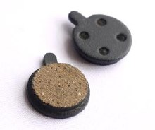 Zoom - TerraTrike Rover Disc Brake Pads