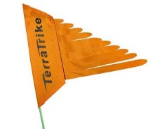 TerraTrike - Fingers Safety Flag