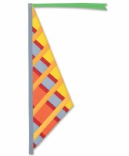 SoundWinds - Reflective Sail Flag Assorted