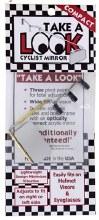 Take-A-Look - Eyeglass/Visor Mirror Compact