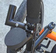 T-Cycle - Handlebar Accessory Mount Elbow