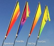 TerraCycle- Purple Sky Flags