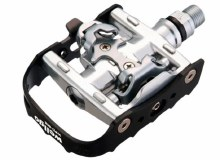 Wellgo - WPD-95B Clipless/Clip Pedals