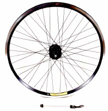 "Velocity - Cliffhanger Rear Disc 26"" Wheel for Tandems"
