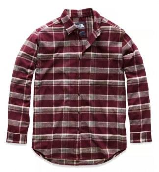 The North Face - Women's L-S Boyfriend Shirt