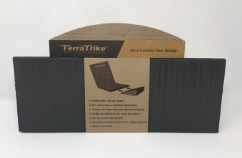 TerraTrike - Seat Wedge Cushion: Extended Width