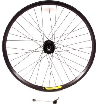 "Velocity - Cliffhanger Front Disc 26"" Wheel"