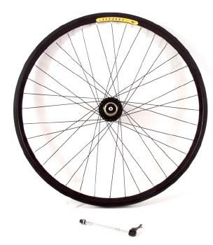 "Velocity - Cliffhanger Rear Disc 26"" Wheel"