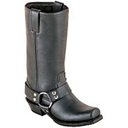 Ladies Harness Boot Wide