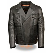 Men's Pistol Pete Jacket Black