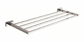"""Axel Towel Rack 22"""" in Polished Chrome"""