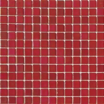 "Platino Coral Mosaic 1X1"" on 13.25X13.25"" Sheet"