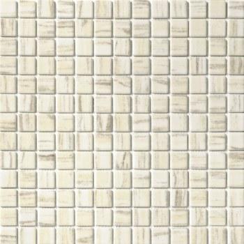"Cosmos Beige Mosaic 1X1"" on 13.25X13.25"" Sheet"