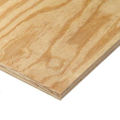 Rtd Sheathing 19 32 5 8 Plywood Per
