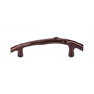 "Aspen Twig Pull 5""cc in Mahogany Bronze"
