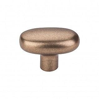 "Aspen Potato Knob Large 2"" in Light Bronze"