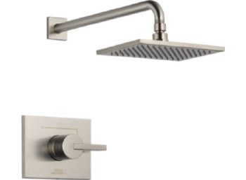 VERO, Monitor 14 Series Shower Trim Only, in Brilliance Stainless